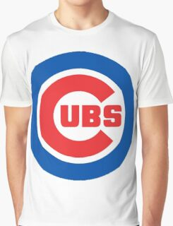 cubs logo Graphic T-Shirt