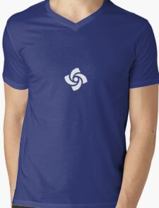 Symbol Mens V-Neck T-Shirt