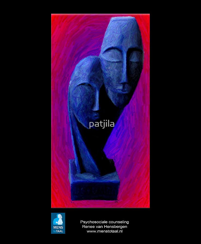 MENStoTAAL Calendar Cover by patjila