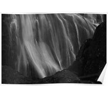 Ireland - Powercourt Falls Poster