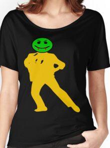 ★ټVampire Smiley Style Hilarious Clothing & Stickersټ★ Women's Relaxed Fit T-Shirt
