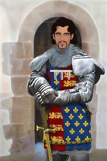 John of Gaunt by Rowan  Lewgalon