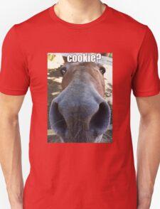 Matilda the Mule Wants Cookies! T-Shirt