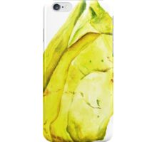 Watercolor Peridot – August Birthstone iPhone Case/Skin