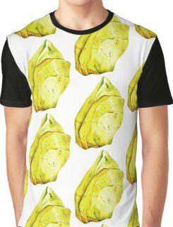 Watercolor Peridot – August Birthstone Graphic T-Shirt