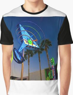 Vegas Cocktail  Graphic T-Shirt