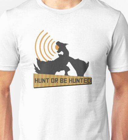 Monster Hunter - Hunt or be Hunted (Tigrex) Unisex T-Shirt