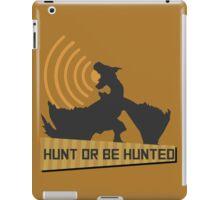 Monster Hunter - Hunt or be Hunted (Tigrex) iPad Case/Skin