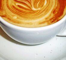 Cappuccino ! Sticker