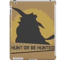 Monster Hunter - Hunt or be Hunted (Rajang) iPad Case/Skin