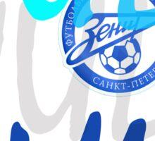 "FC ""Zenit"" - ФК ""Зенит"" Sticker"
