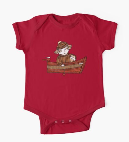 Dawn and Dinky (Tee) One Piece - Short Sleeve