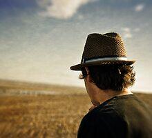Travelling Man ii by Nikki Smith