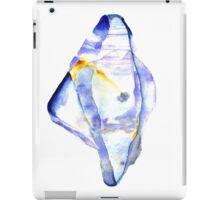 Watercolor Sapphire – September Birthstone iPad Case/Skin