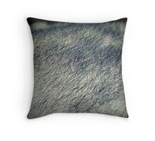 Merge Your Mind With Cosmic Space Throw Pillow