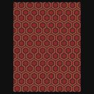 The Shining Carpet - Room 237 T-Shirt by Design-Magnetic