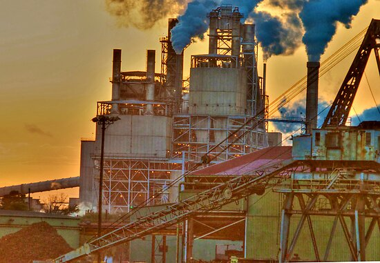 Georgetown Steel Mill by imagetj