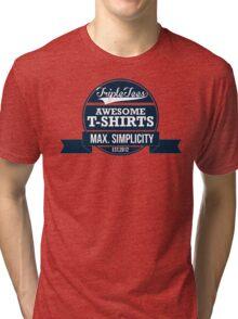 TTT. Tri-blend T-Shirt