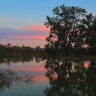 Horseshoe Lagoon Sunset by Cameron B
