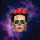 "Frida ""A Geometric Love"" by mqdesigns13"
