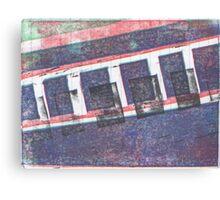 Train Tracks  Canvas Print