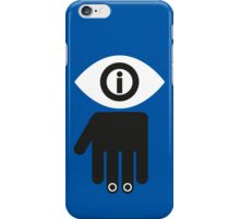 Eyelien-iphone iPhone Case/Skin