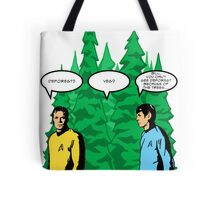 Captain's Confusion Tote Bag
