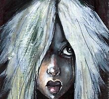 ASIA EXTREME GIRL by matthew  chapman