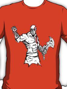 Kratos painting T-Shirt