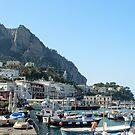 Capri Marina by Mark Baldwyn