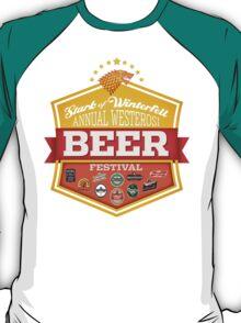 Westeros Beer Festival T-Shirt