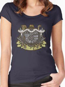 Adventurer's Crest Women's Fitted Scoop T-Shirt