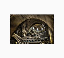 Israel, Jerusalem Old City, Interior of the Church of the Holy Sepulchre Unisex T-Shirt