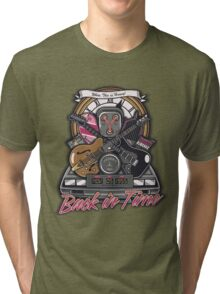 Back in Time Tri-blend T-Shirt