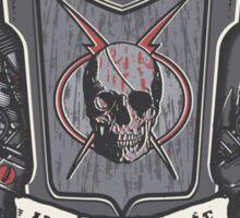 Henchmen Association Sticker