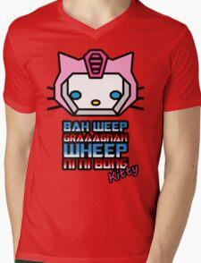 Bah Weep Graaagnah Wheep Ni Ni Bong Kitty Mens V-Neck T-Shirt