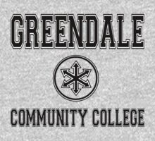 Greendale Community College One Piece - Long Sleeve