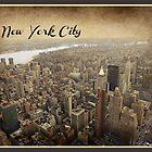 New York City by Barbny