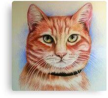 Mickey lionheart Canvas Print