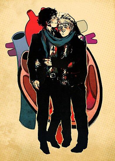 Sherlock: HEART and mind by sweetlitlekitty