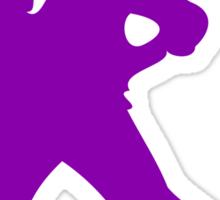 ★ټPirate Skull Style Hilarious Clothing & Stickersټ★ Sticker