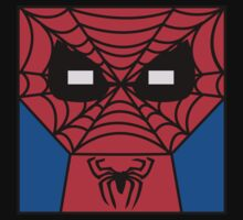 Minimal Spiderman by pruine