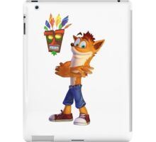 Crash iPad Case/Skin