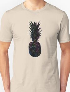 Technicolor Pineapple T-Shirt