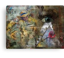 Asperger's Canvas Print