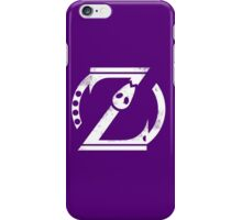 Omega Shift Logo - ZetaBoros iPhone Case/Skin
