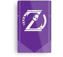 Omega Shift Logo - ZetaBoros Metal Print
