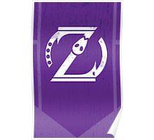 Omega Shift Logo - ZetaBoros Poster