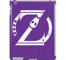 Omega Shift Logo - ZetaBoros iPad Case/Skin