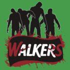 Walking Walkers by Elowrey